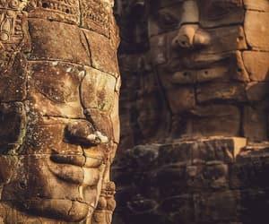angkor wat, trip, and Cambodia image