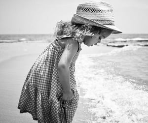 black and white, child children, and picnic play relax image