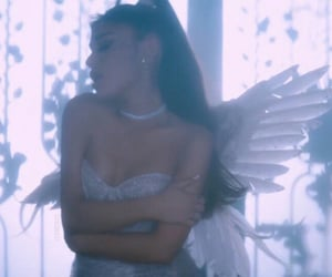 sweetener, don't call me angel, and dangerous woman image