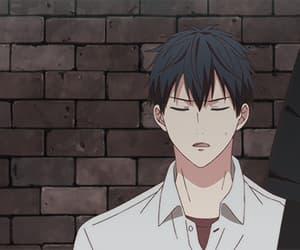 anime, anime boy, and gif image