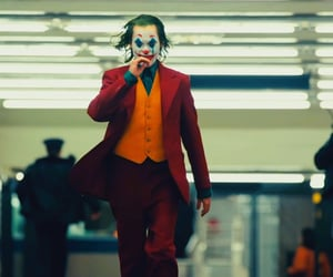 batman, clown, and DC image
