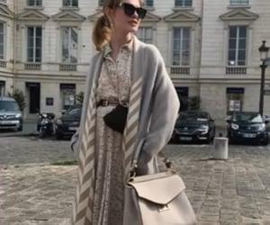 classy, coat, and elegant image