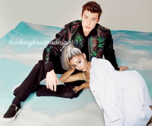 ariana grande and shawn mendes image