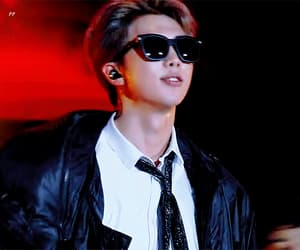 army, kim namjoon, and gif image