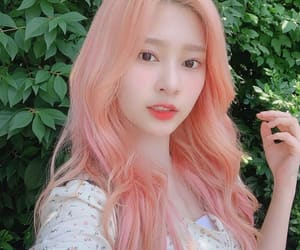article, nature, and pink hair image