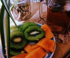 breakfast, gold, and orange image