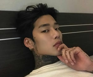 asian, handsome, and boy image