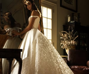 beautiful, bridal, and isabelle armstrong image