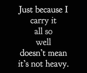 carry it all and it's not heavy image