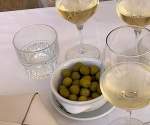 fashion, olive, and wine image
