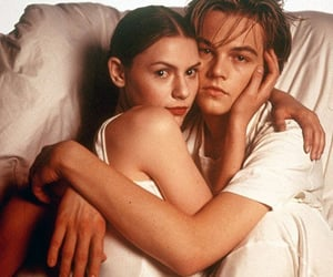 leonardo dicaprio, romeo and juliet, and claire danes image