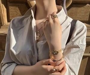 accessory, fashion, and asian fashion image