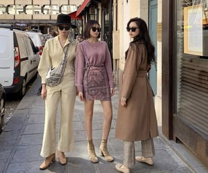 asian fashion, asian girl, and best friend image