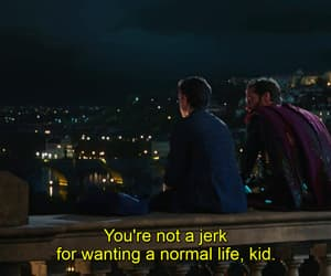 jake gyllenhaal, spider-man, and subtitles image