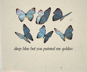 butterfly, quotes, and Lyrics image