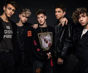 why don't we, corbyn besson, and jonah marais image
