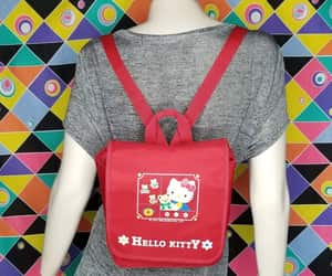 90s, backpack, and sanrio image