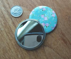 buttons, etsy, and custom image
