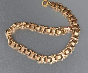 bracelet, edwardian, and link image