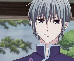 anime, manga, and fruits basket image