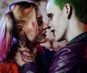 30 seconds to mars, suicide squad, and art image