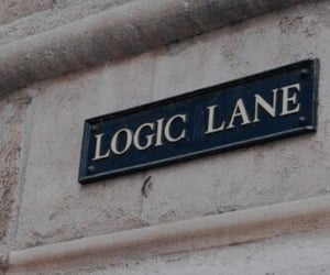 ravenclaw, logic, and aesthetic image