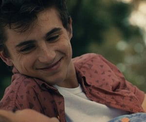 hot summer nights and timothee chalamet image