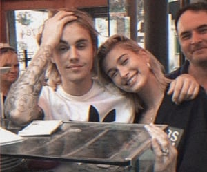 couple, hailey baldwin, and icon image
