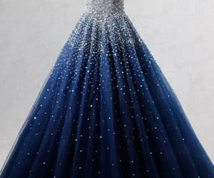 evening dress, prom dress, and formal gowns image