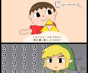 animal crossing, the legend of zelda, and wind waker image