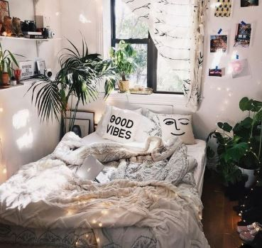 bedroom, InteriorDesign, and vibes image