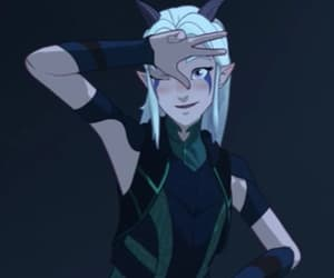 rayla and the dragon prince image