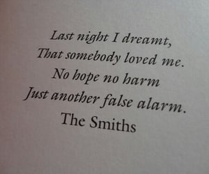 smiths, song, and the image