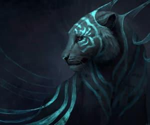 animal, jade merien, and fantasy image