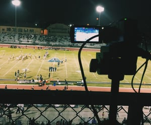 aesthetic, camera, and football image