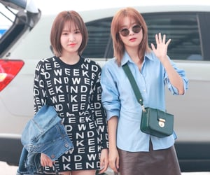 airport, kpop, and son seungwan image