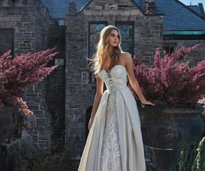 bride, fantasy, and style image