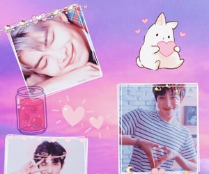 kpop, wallpaper, and rm image