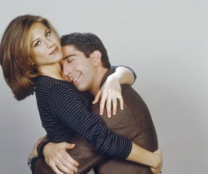 friends, rachel, and f.r.i.e.n.d.s image
