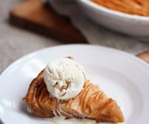 pie, Apple Pie, and dessert image