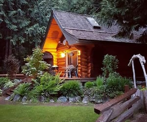 cozy, nature, and architecture image