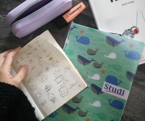 book, ready, and backtoschool image