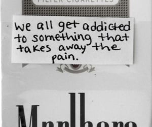 addicted, message, and addiction image
