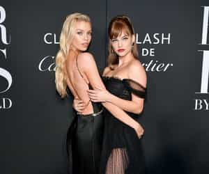 fashion, stella maxwell, and barbara palvin image