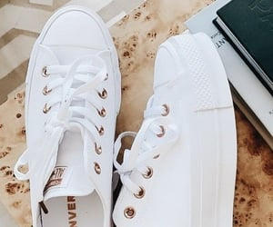 chic, converse, and fashion image