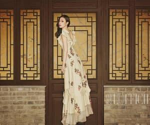 actress, chinese fashion, and ni ni image
