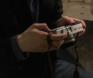 camera, hands, and aesthetic image