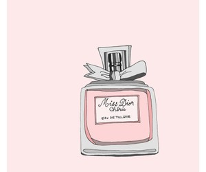dior, perfume, and pink image