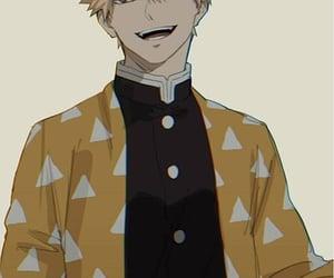 anime, my hero academia, and kimetsu no yaiba image