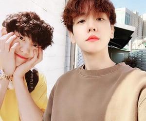 Chan, byun baekhyun, and exo image